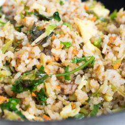 Herb Fried Rice