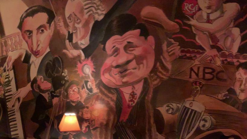 Monkey Bar Mural C