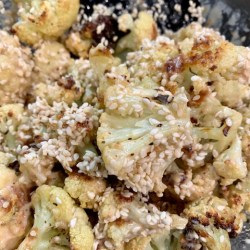 Roasted Cauliflower main