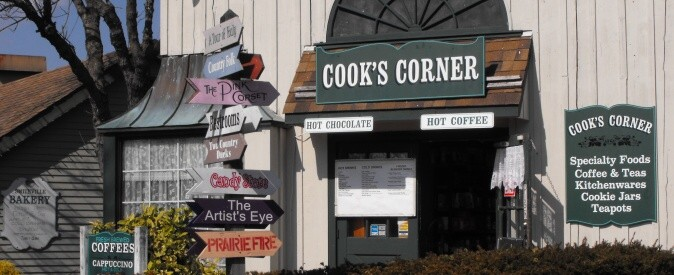 Cooks Corner Gourmet Coffee Specialty Tea Gourmet Foods