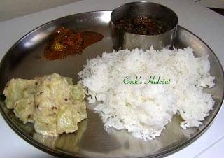Bengaluru vankaya Gravy Kura (Chayote gravy Curry)