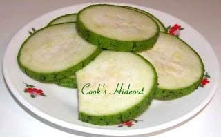 Nethi Beerakaya Pachadi-Silk Squash Chutney