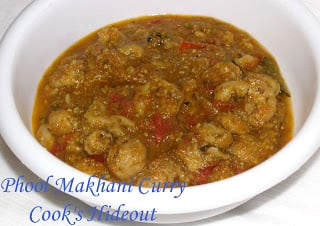 Phool Makhani Curry