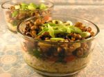 Curried Rice & Bean Salad