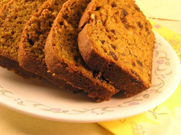 Pumpkin (& Banana) Bread