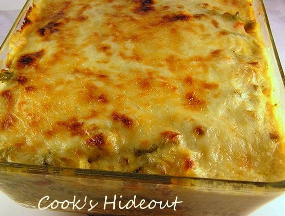 Baked Veggie Pasta