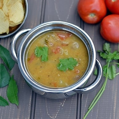 Indian Style Red Lentil Stew