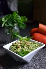 Broccoli Basil Pesto