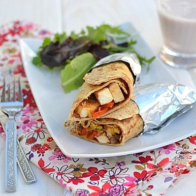 Paneer Vegetable Frankie