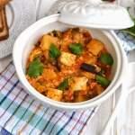 Paneer Veggie Curry in Coconut milk Gravy