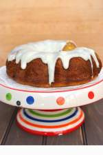 Carrot Cake with Ricotta cheese
