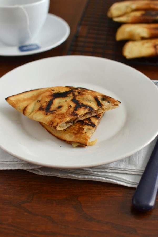 Apam Balik (Crispy Malaysian Pancakes)