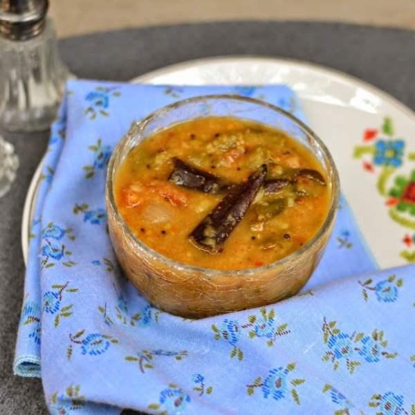 Green Beans Kootu