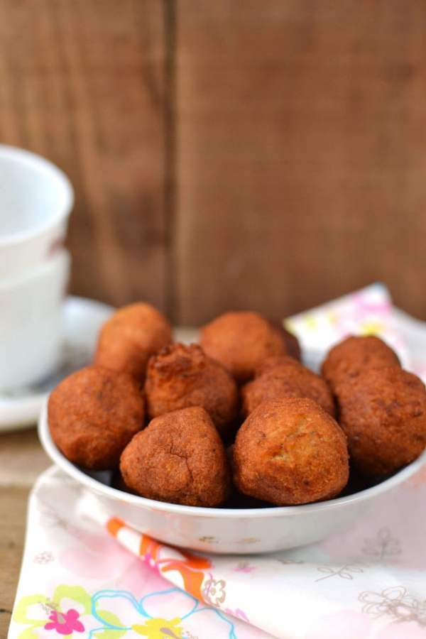 Acarajé (Black Eyed Peas Fritters)