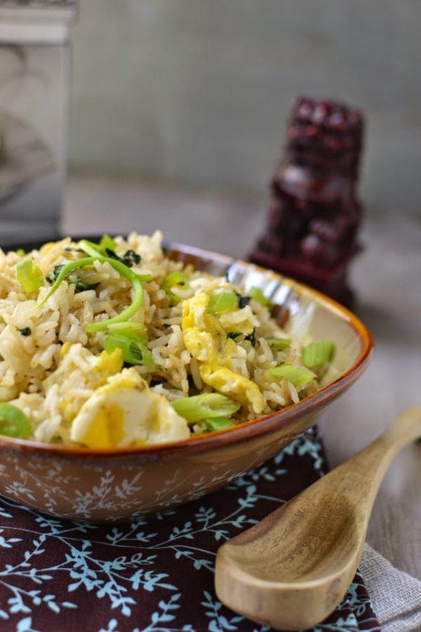 Shanghai Fried Rice