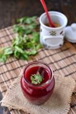 Beet-Tomato Rasam