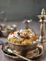 Kobbari Paramannam (Coconut Rice Pudding)