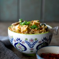 Schezwan Fried Rice | Indo-Chinese Recipe