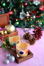 Mango Nog (Alcohol free - Kid Friendly recipe)