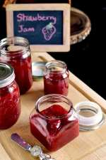 Strawberry Jam (using Pectin)