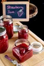 Strawberry Jam (using Pectin)