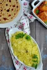 Kashmiri Saffron or Kesar Rice