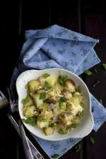 Three Cheese Potatoes
