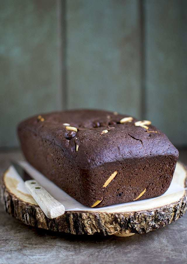 Chocolate Bread with yeast