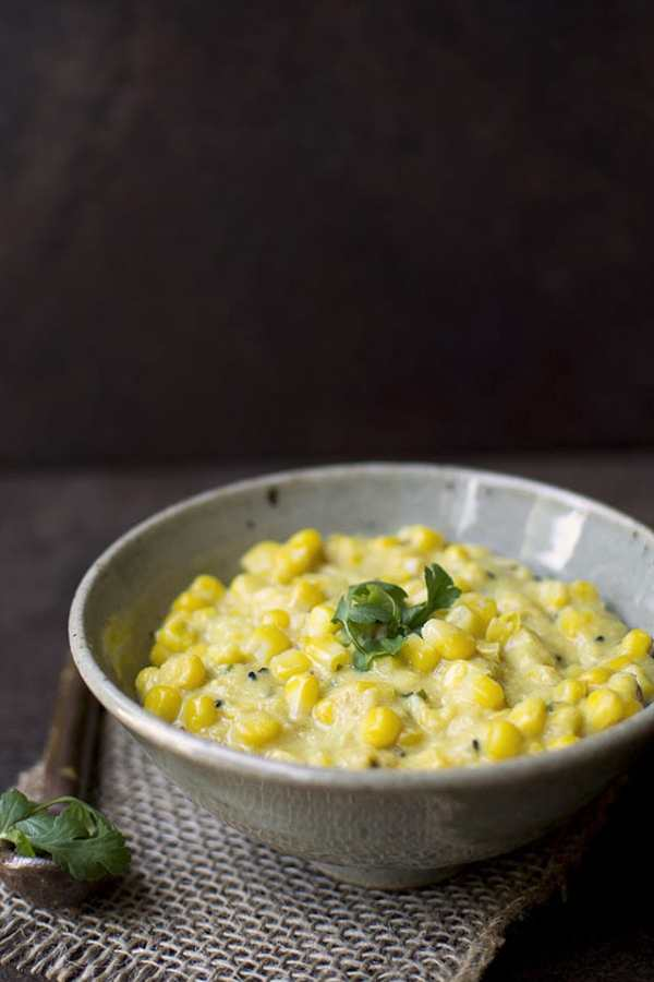 Rajasthani Corn Curry