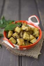Potato Curry leaf Curry