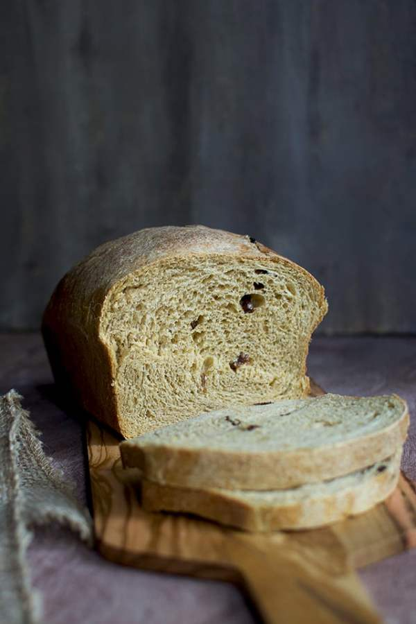 Harvest Bread with Sweet Potato