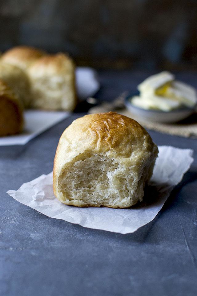 Dinner Rolls with Potato
