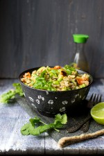 Brussel Sprouts Fried Rice