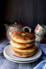 Hotteok (Stuffed Korean Pancakes)