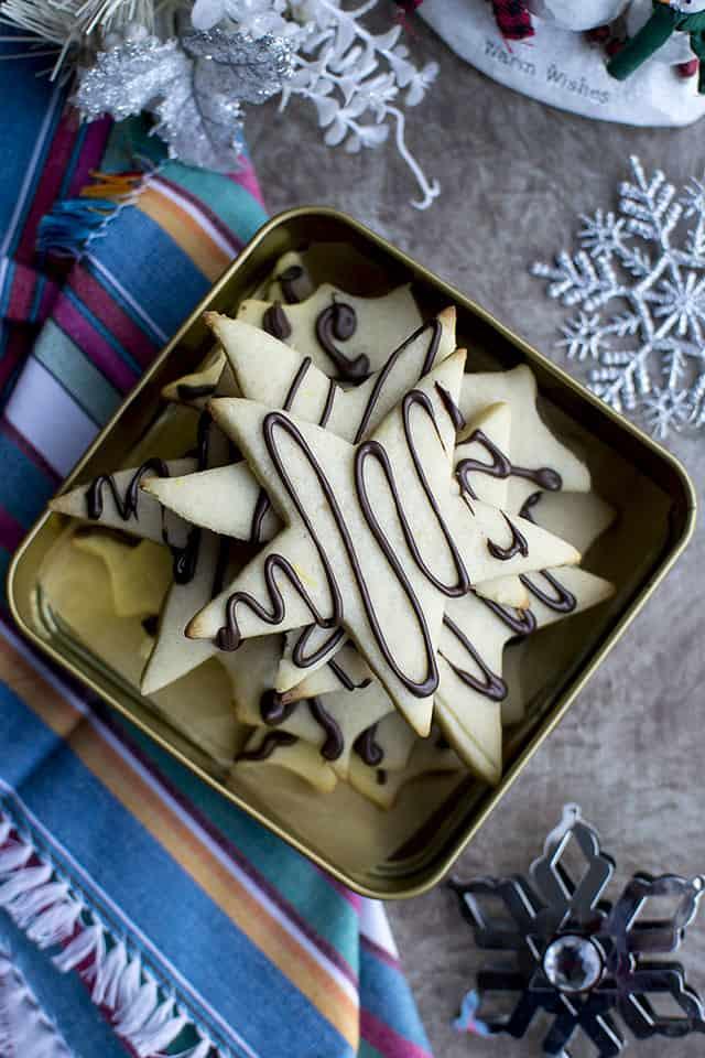 Sugar Cutout Cookies