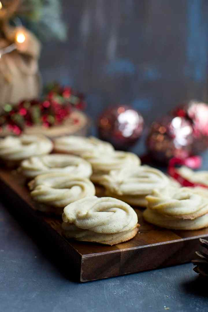 Easy Swirl Cookies