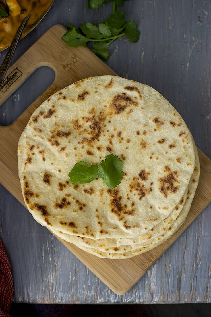 Flatbread with Greek Yogurt
