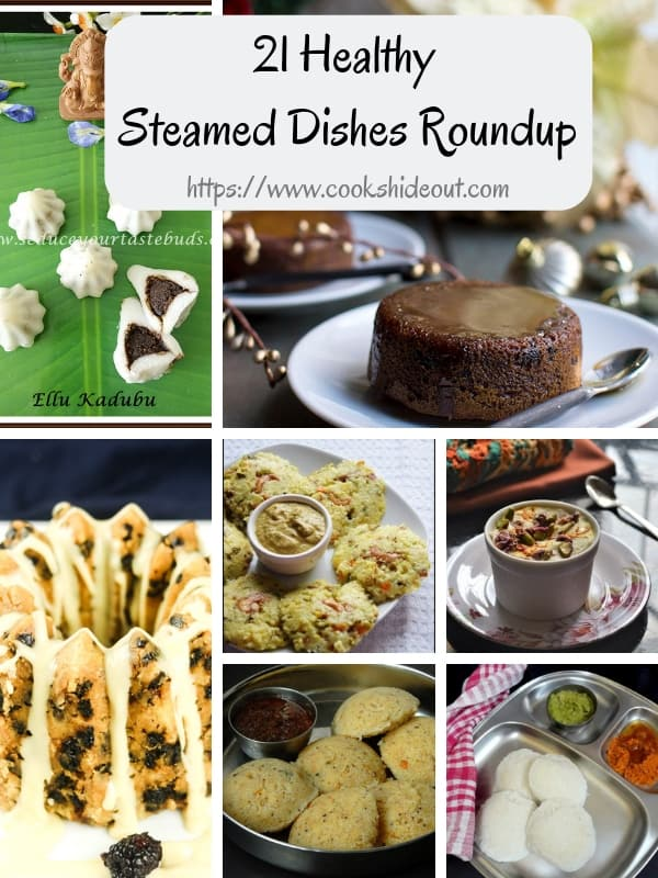Steamed Dishes Roundup