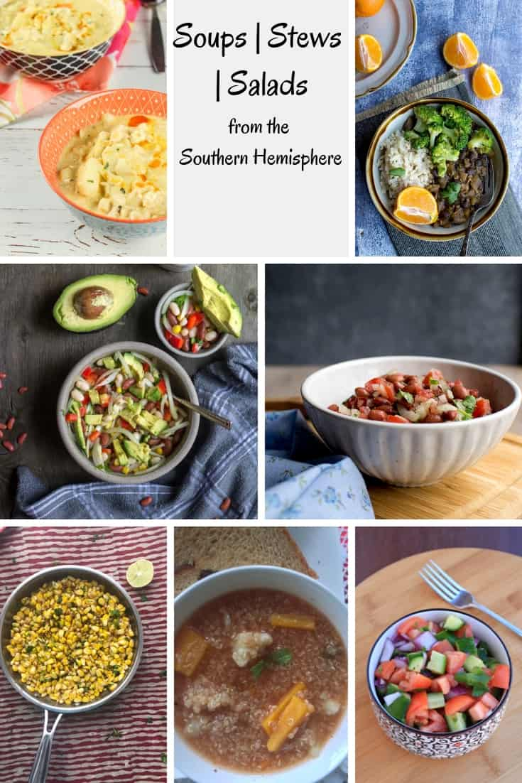 Soups & Stews from Southern Hemisphere
