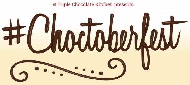 #Choctoberfest 2019 Logo