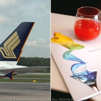 Review: Flying Singapore Airlines Business Class