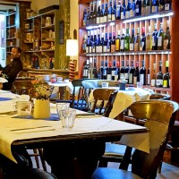 The Rosemary - an organic Hungarian restaurant in London
