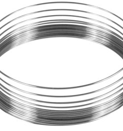 beadalon memory wire bracelet 19 coils pack of 6 7 1gm click to see larger view [ 1280 x 960 Pixel ]