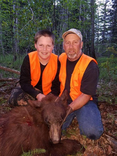 bear hunt - image