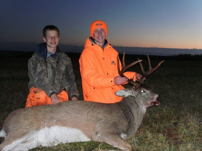 cook boys hunting - image