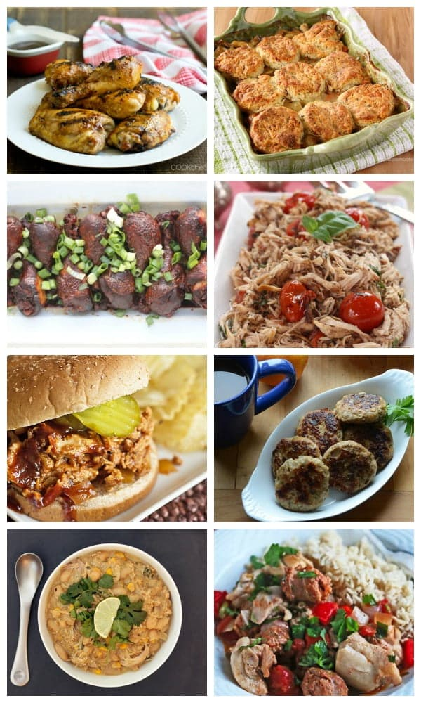 tasty chicken recipes for a large group