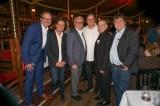 T hoch 3 treffen Alain Ducasse und Gilles de Maistre auf der 68. Berlinale im Gropius Mirror Restaurant. © Foto: Birgit Ellrott, 2018