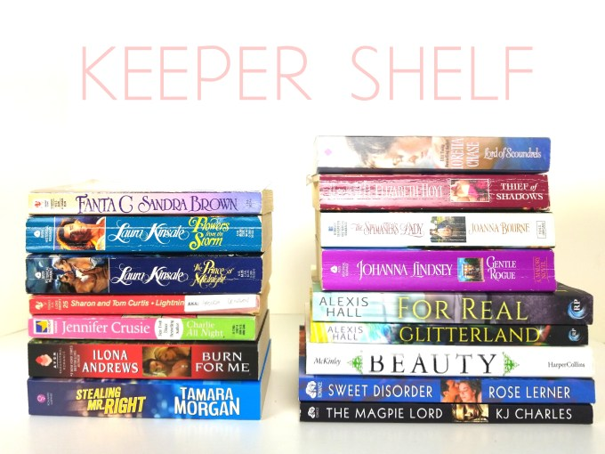 Keeper Shelf