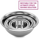 best stainless steel mixing bowls set