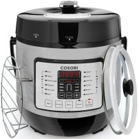 COSORI Pressure Cooker Electric 7-in-1 Multi-Functional,6 Quart/1000W